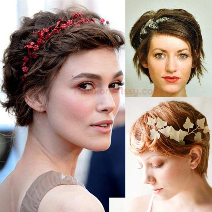 Cute hair style accessories
